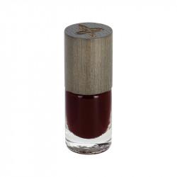 Vernis à ongles vegan Red rose photo officielle de la marque Boho Green Make-Up