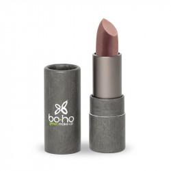 rouge à lèvres bio transparent Rose anglais photo officielle de la marque Boho Green Make-Up