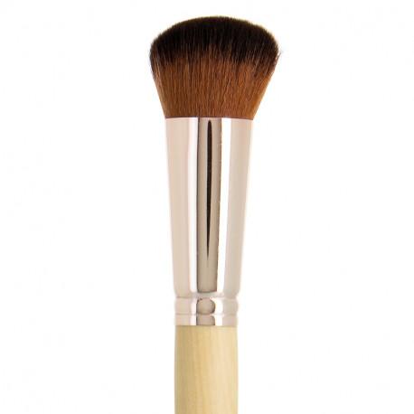 Pinceau de maquillage vegan Fond de teint boule photo officielle de la marque Boho Green Make-Up
