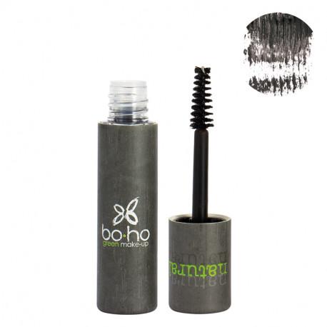 Mascara précision Noir photo officielle de la marque Boho Green Make-Up