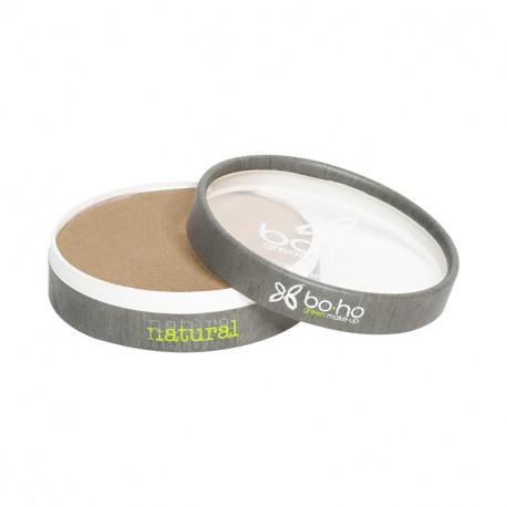 Poudre bronzante bio Sun-kissed glow photo officielle de la marque Boho Green Make-Up