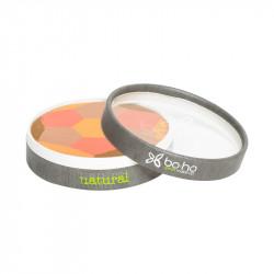 Poudre bonne mine bio Healthy glow photo officielle de la marque Boho Green Make-Up