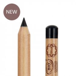 Crayon yeux bio et vegan Noir photo officielle de la marque Boho Green Make-Up