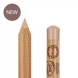 Crayon yeux bio et vegan Beige photo officielle de la marque Boho Green Make-Up
