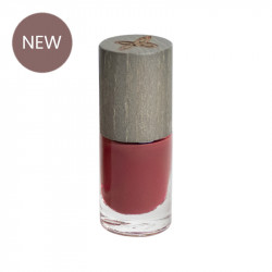 Vernis à ongles vegan Brick red photo officielle de la marque Boho Green Make-Up