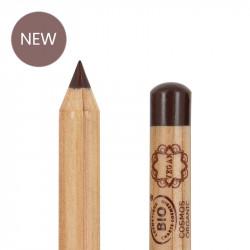 Crayon yeux bio et vegan Brun photo officielle de la marque Boho Green Make-Up
