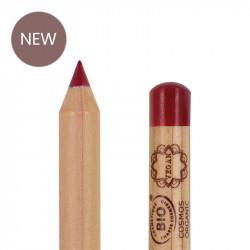 Crayon lèvres bio Rouge photo officielle de la marque Boho Green Make-Up