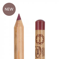 Crayon lèvres bio et vegan Bois de rose photo officielle de la marque Boho Green Make-Up