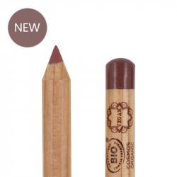 Crayon lèvres bio et vegan Marron photo officielle de la marque Boho Green Make-Up