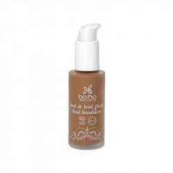 Fond de teint fluide bio Brun froid photo officielle de la marque Boho Green Make-Up
