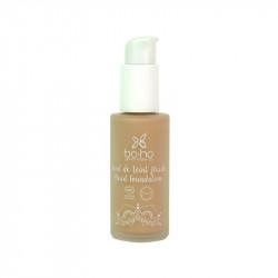 Fond de teint fluide bio Beige doré photo officielle de la marque Boho Green Make-Up