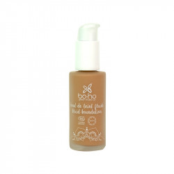 Fond de teint fluide bio Caramel photo officielle de la marque Boho Green Make-Up
