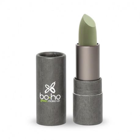 Correcteur de teint bio Vert photo officielle de la marque Boho Green Make-Up