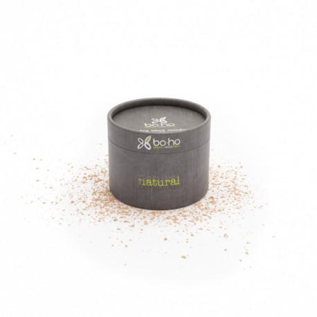 Poudre libre bio Beige clair photo officielle de la marque Boho Green Make-Up