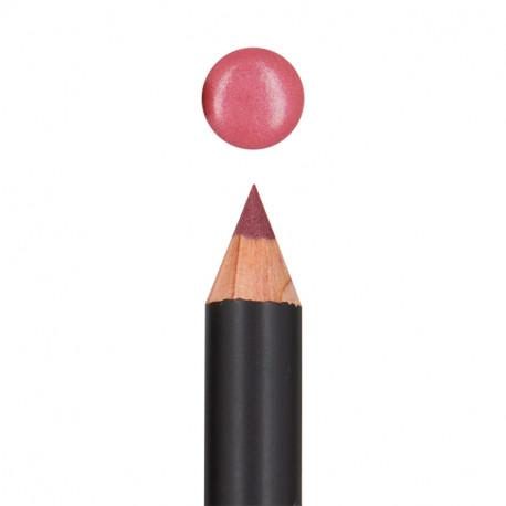 Crayon lèvres bio Bois de rose nacrée photo officielle de la marque Boho Green Make-Up