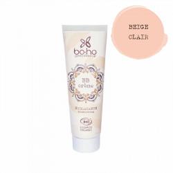 BB crème bio Beige clair photo officielle de la marque Boho Green Make-Up