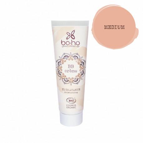BB crème bio Medium photo officielle de la marque Boho Green Make-Up