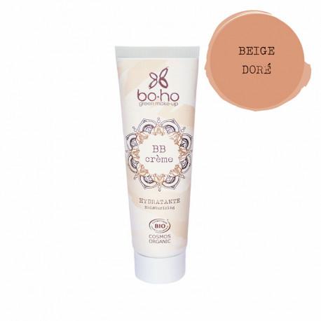 BB crème bio Beige doré photo officielle de la marque Boho Green Make-Up