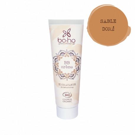 BB crème bio Sable doré photo officielle de la marque Boho Green Make-Up