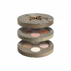 Gypsy palette rechargeable Bohemian artist photo officielle de la marque Boho Green Make-Up