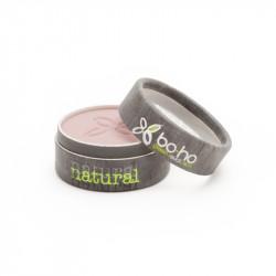 Ombre à paupières bio mate Pêche de vigne photo officielle de la marque Boho Green Make-Up