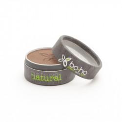 Ombre à paupières bio irisée Chocolat photo officielle de la marque Boho Green Make-Up